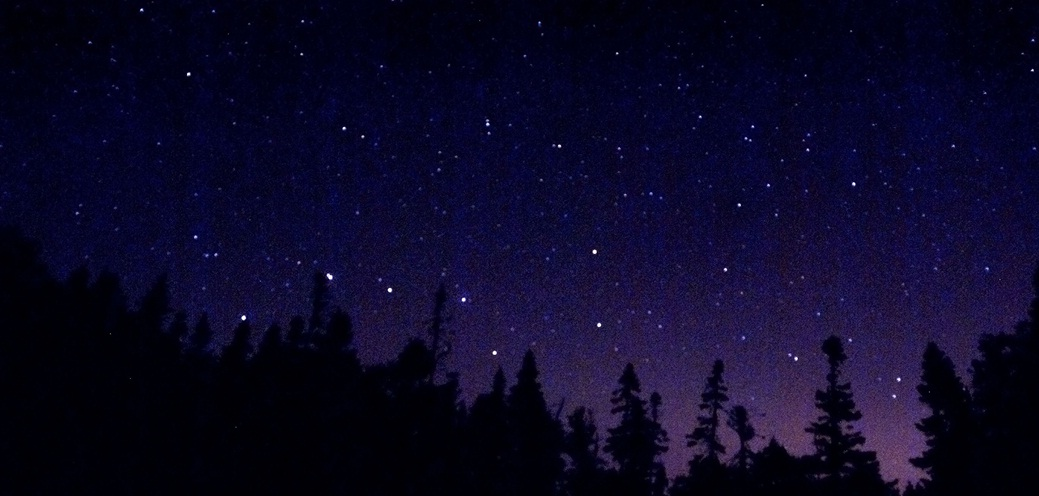 starry night sky tumblr Quotes