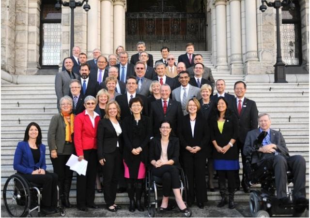 bc liberal caucus