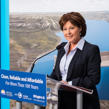 Site C Clean Energy Project
